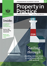 property in practice september 2016 180x254