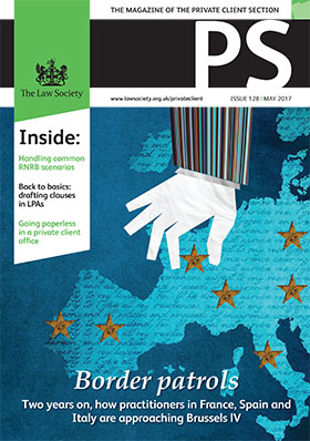 PS magazine May 2017 cover