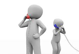 helpline two people talking on phone 274x189
