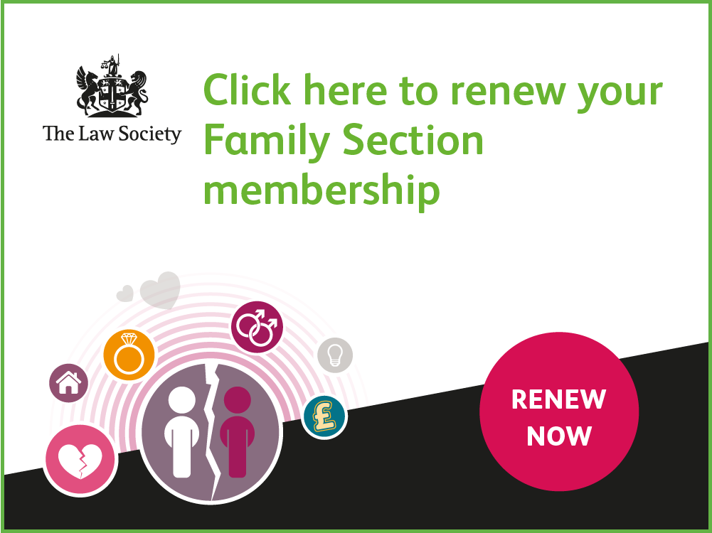 Family Section renewals