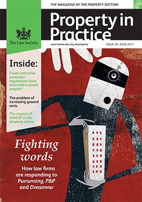 Property in Practice June 2017 cover