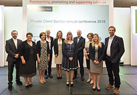 private client section committee 2018 small