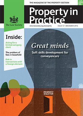 property in practice cover december 2016 280x396
