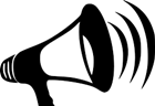 megaphone-black