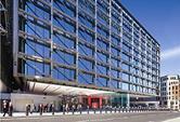 corporate building 300x206