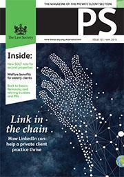 PS magazine cover May 2016