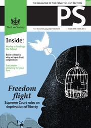 PS magazine cover May 2014