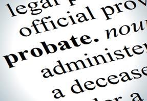 probate dictionary definition