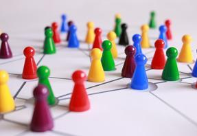 networking-coloured-counters-on-board