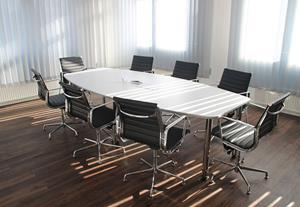 Board room office