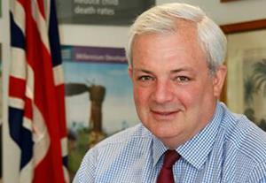 Sir Stephen O'Brien