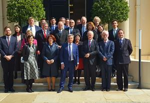 french ambassador meeting