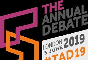 5th annual debate logo