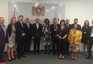 delegation photo
