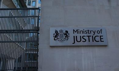 ministry of justice exterior