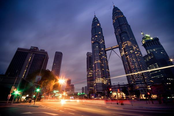 kuala lumpur petronas twin towers malaysia klcc 67559