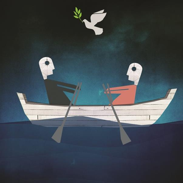 two people in a row boat 1000x1000