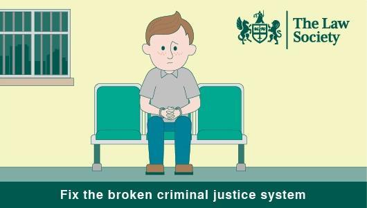 criminal justice campaign