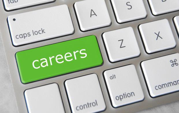 careers keyboard key