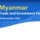Myanmar Investment Forum Banner