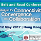 Belt and Road: A Catalyst for Connectivity, Convergence and Collaboration conference logo